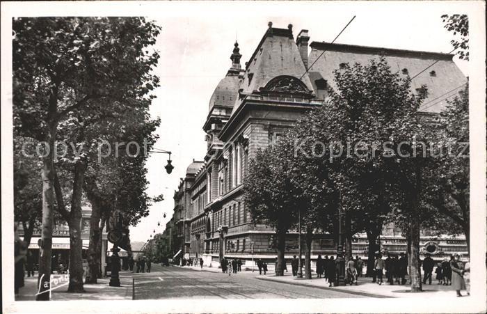 Saint Etienne Loire Prefecture sur la Grande Rue Kat. Saint Etienne