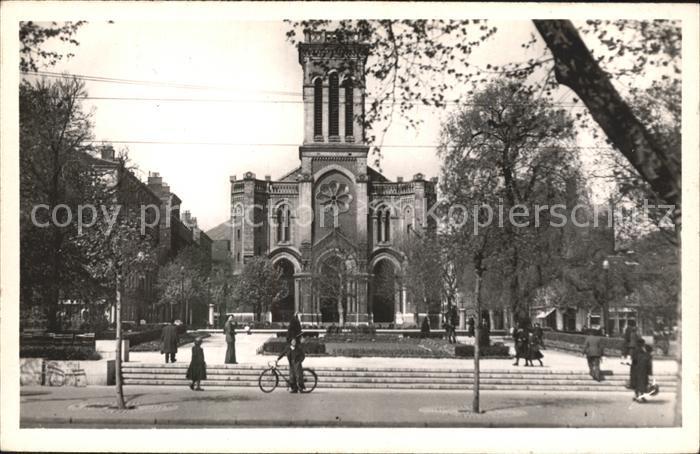 Saint Etienne Loire Place Jean Jaures Eglise Saint Charles Kat. Saint Etienne
