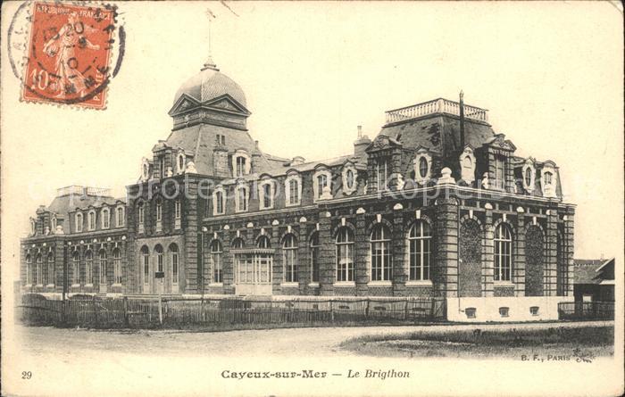 Cayeux sur Mer Le Brigthon Kat. Cayeux sur Mer