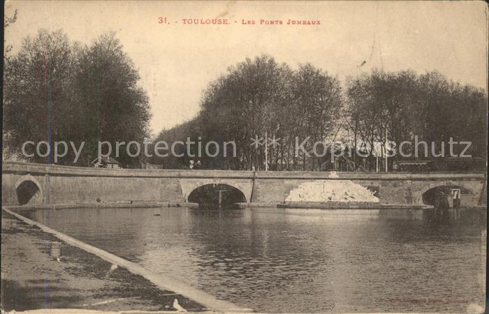 Toulouse Haute Garonne Les Ponts Jumeaux Kat. Toulouse