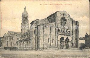 Toulouse Haute Garonne Basilique Saint Sernin Kat. Toulouse