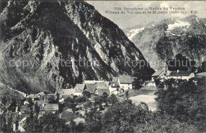 Venosc et la Muzelle Vallee du Veneon Alpes Kat. Venosc