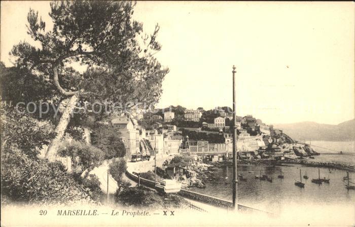 Marseille Le Prophete / Marseille /Arrond. de Marseille