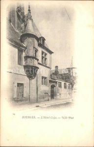 Bourges Hotel Cujas Kat. Bourges