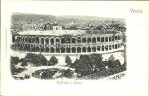 Verona Veneto Anfiteatro Arena aussen Kat. Verona