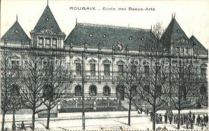 Roubaix Ecole des Beaux Arts Kat. Roubaix