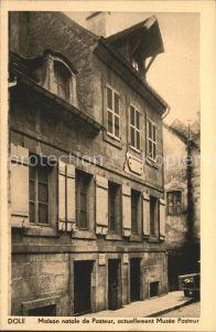 Dole Jura Maison natale d Pasteur Musee Kat. Dole