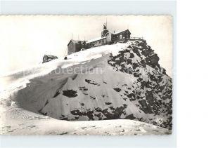 Zittelhaus mit Observatorium Sonnblick Kat. Rauris