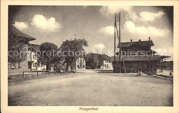 Murgenthal  / Murgenthal /Bz. Zofingen
