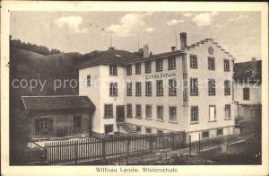 Willisau Landwirtschaftliche Winterschule / Willisau /Bz. Willisau