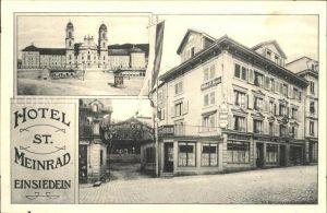 Einsiedeln SZ Hotel Sankt Meinrad / Einsiedeln /Bz. Einsiedeln