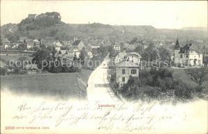 Lenzburg Dorfansicht / Lenzburg /Bz. Lenzburg