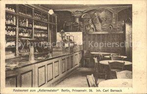 Berlin Restaurant zum Kellermeister / Berlin /Berlin Stadtkreis