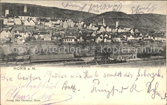 Horb Neckar  / Horb am Neckar /Freudenstadt LKR