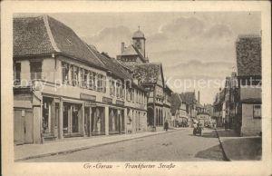 Gross-Gerau Frankfurter Strasse / Gross-Gerau /Gross-Gerau LKR
