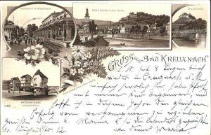 Bad Kreuznach Kurhaus Brueckenhaeuser / Bad Kreuznach /Bad Kreuznach LKR