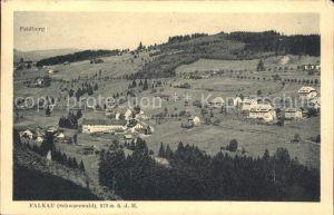 Falkau Falkau mit Feldberg / Feldberg (Schwarzwald) /Breisgau-Hochschwarzwald LKR