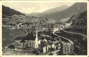 Matrei Brenner Muehlbach Kirche / Matrei am Brenner /Innsbruck