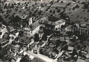 Hitzkirch Fliegeraufnahme / Hitzkirch /Bz. Hochdorf