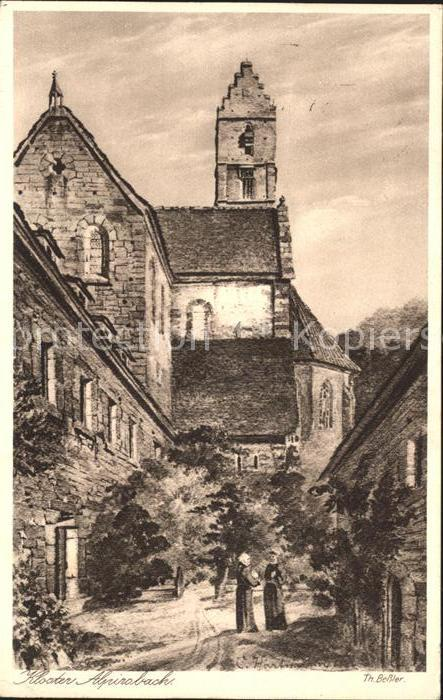 Alpirsbach Kloster Alpirsbach Kat. Alpirsbach
