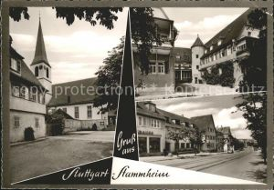 Stammheim Stuttgart  Kat. Stuttgart