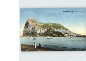 Gibraltar Rock Kat. Gibraltar