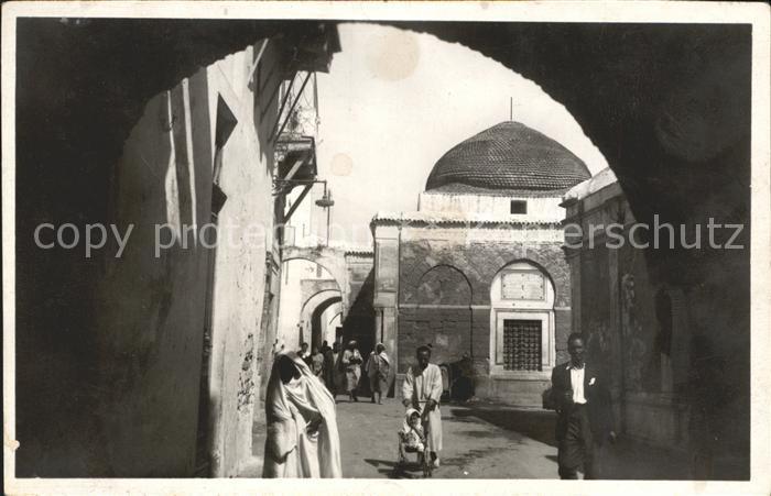 Tunis Tourbet el Bey  Kat. Tunis