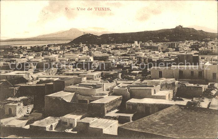 Tunis  Kat. Tunis