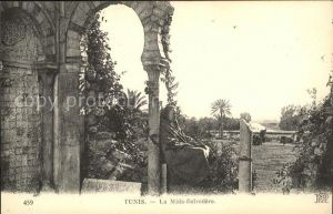 Tunis Mida Belvedere  Kat. Tunis