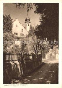 Malans GR Schloss Bodmer Kat. Malans