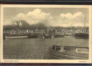 Laboe Hafen Kat. Laboe