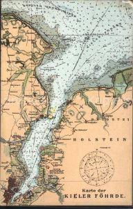 Kiel Karte Kieler Foehrde Kat. Kiel