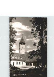 Teck Burg Teck Kat. Kirchheim unter Teck