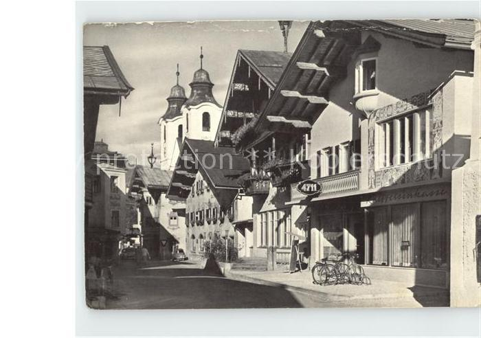 St Johann Tirol  Kat. St. Johann in Tirol