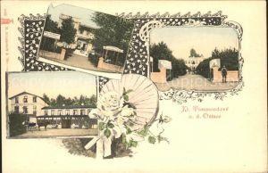 Klein Timmendorf Hotel-Restaurant Marienlust Villa / Timmendorfer Strand /Ostholstein LKR