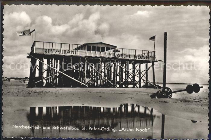 St Peter-Ording Arche Noah / Sankt Peter-Ording /Nordfriesland LKR