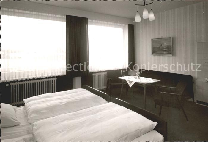 luebeck hotel schwarzbunte zimmer kat luebeck nr dk49081 oldthing ansichtskarten. Black Bedroom Furniture Sets. Home Design Ideas