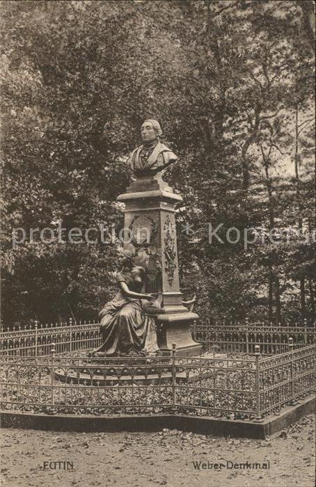 42085066 Eutin Weber Denkmal  Eutin Eutin