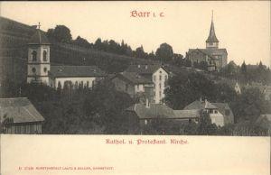 Barr Bas-Rhin Kirche / Barr /Arrond. de Selestat-Erstein