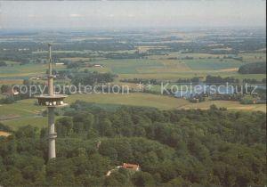 Schoenwalde Bungsberg Fernsehturm Bungsberg Kat. Schoenwalde am Bungsberg
