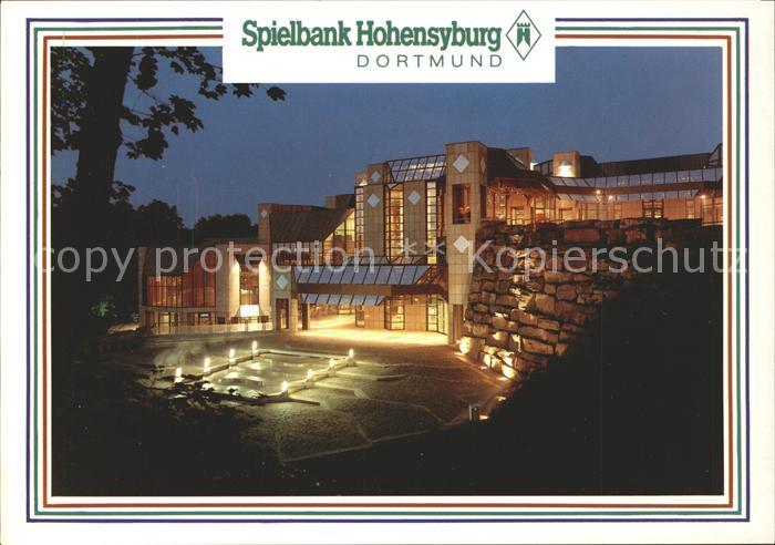 Hohensyburg Spielbank Hohensyburg Kat. Dortmund