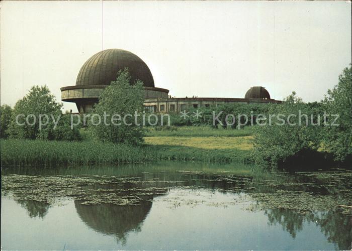 Katowice Chorzow Wojewodzki Park Kultury i Wypoczynku Planetarium Obserwatorium Kat. Katowice