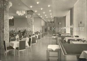 Magdeburg Hotel International Restaurant Moskwa Kat. Magdeburg