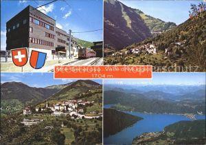 Bruzella Monte Generoso Valle di Muggio Ristorante Ferrovia Kat. Bruzella