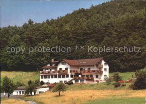 Reichelsheim Odenwald Gasthaus Pension Zum Laermfeur Kat. Reichelsheim (Odenwald)