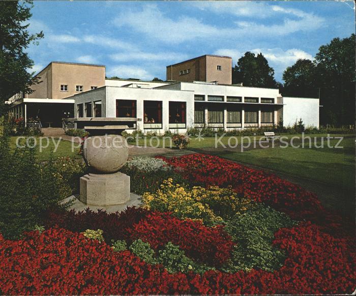 bad hersfeld teil stadt ansicht mit firmen und eine villa 9305 nr 334009041 oldthing. Black Bedroom Furniture Sets. Home Design Ideas