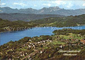 Krumpendorf Woerther See Reifnitz Karawanken  Kat. Krumpendorf am Woerther See