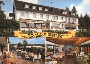 Bad Soden Salmuenster Pension Wolfshoeh Kerbersdorf Kat. Bad Soden Salmuenster
