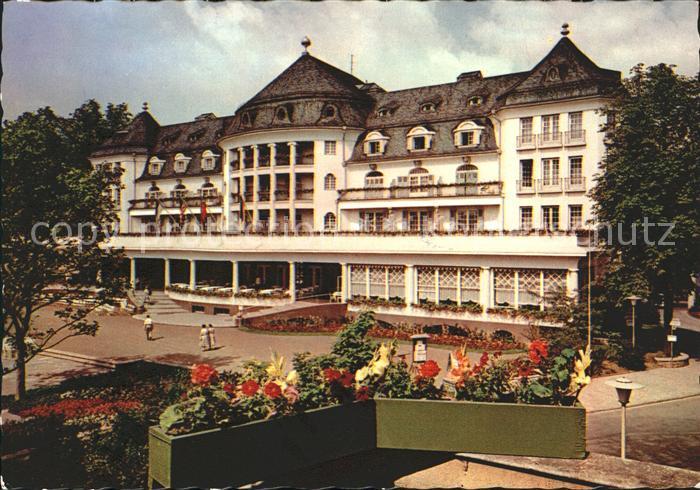 Hotel Oranienhof Bad Kreuznach