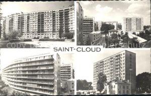 Saint Cloud Hauts de Seine Quartier du Val d Or Kat. Saint Cloud
